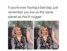 KIRSTIE IS THE MOST ADORABLE LITTLE NUGGET EVER