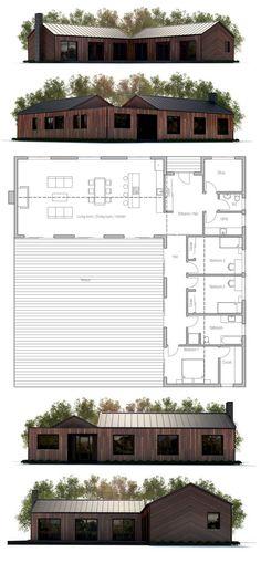 Plan de Maison Coolness! Pinterest Bureaux