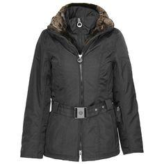Wellensteyn Damen Jacke / Form: Zermatt / Farbe: schwarz / aus dem Wellensteyn Online Shop