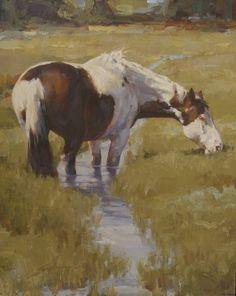 Artist Gayla Wiedenheft