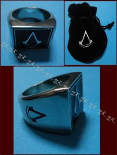 signet ring assassin's creed 3 ! French édition