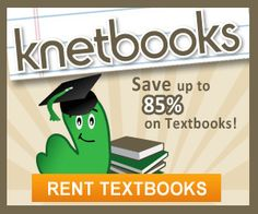 Educational Resources-Textbook Rentals Save You Money!  At Knetbooks we understand how expensive college textbooks can be, so we offer you a more price conscious option when shopping for textbooks. Our Textbook Rental and Return Program is a cheaper alternative to buying new or used textbooks. Simply find the textbook or textbooks you need and we will provide you FREE Shipping both ways. More Info: http://www.everythingkids.co/educational-resources/