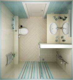 203 Best Tiny Bathrooms Images On Pinterest Bathroom Bathtub And Home Decor