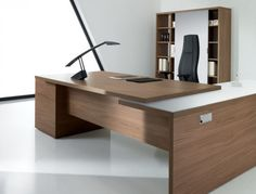 Beautiful Modern Wood Offices