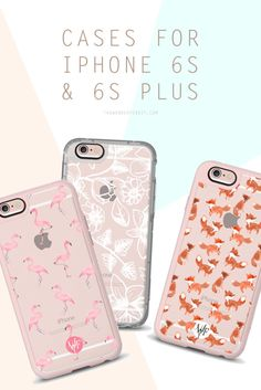 With the announcement of the new iPhone 6s and 6s Plus yesterday, I am thrilled to share The New Standard cases that are now available for any of my phone case designs over at Casetify. These new cases were specially made for the new version of iPhones and include added protection and customizable