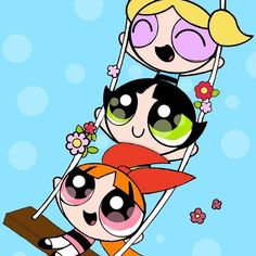 Created with Sketch from Sony by Janice L. Cute Patterns Wallpaper, Cute Wallpaper Backgrounds, Girl Wallpaper, Galaxy Wallpaper, Cartoon Wallpaper Iphone, Cute Cartoon Wallpapers, Disney Wallpaper, Powerpuff Girls Cartoon, Powerpuff Girls Wallpaper