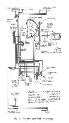 circuit totally tricked tech geek culture how 1952 jeep series 473 wiring diagrams google search
