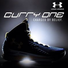 @Wardell30's first signature shoe. #CurryOne
