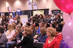 #StartTalkingVA.ca #health and #wellness stage full house for presentation #nwstoronto