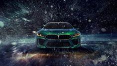 BMW ///M8 Gran Coupe Concept Launch Film