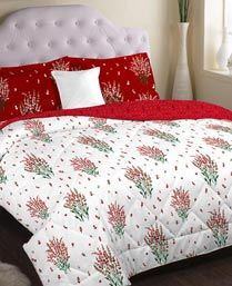 Bedsheets: Buy Bed Sheets Online In India | Bedbathmore