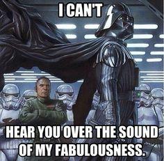 Vader Lord of Extraness #DarthVader