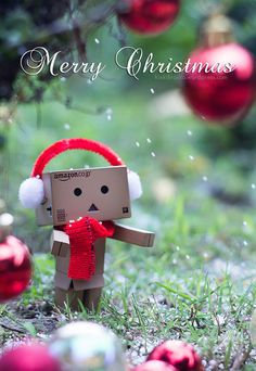 Wishing you all a merry christmas from Danboard in Japan