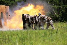 Heat of the Moment by United States Marine Corps Official Page, via Flickr