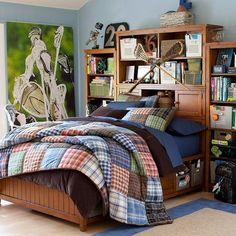 Lacrosse bedroom