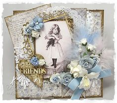 Cards made by Chantal: Friends.... forever
