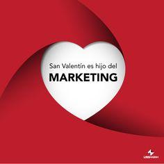 14 frases muy cursis y marketeras para San Valentín | luisMARAM