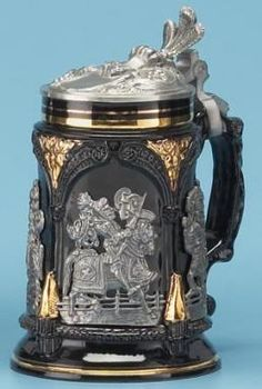 TOURNAMENT BEER STEIN