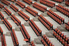 waiting. empty seats. full hearts.