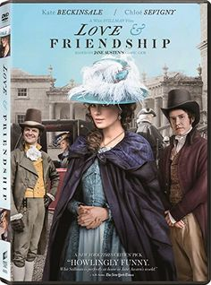 First ever screen version of Jane Austen's Lady Susan, Love & Friendship stars Kate Beckinsale an Chloe Sevigny. This isn't your grandmother's Jane Austen. Streaming Movies, Hd Movies, Movies To Watch, Movies Online, Movies And Tv Shows, Movie Tv, Hd Streaming, 2016 Movies, Tv Watch