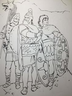 Romania for Kids - Coloring pages - The Adventures of Kiara Yew Transylvania Romania, Coloring Pages For Kids, Elementary Schools, Kindergarten, 1 Decembrie, Adventure, Inspiration, Traditional, Games
