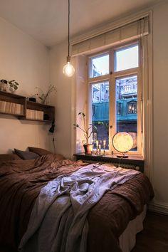 home decor scandinavian Post: Las vivie - Dream Rooms, Dream Bedroom, Room Ideas Bedroom, Bedroom Decor, Decor Scandinavian, Scandinavian Apartment, Dream Apartment, Aesthetic Room Decor, My New Room