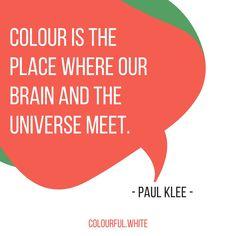 Möchtest du mit deiner Farbe verbunden werden?  Ich bringe Dir Deine Farben in Aquarellfarben zur Papier und erkläre Dir die Bedeutung in deinem persönlichen Colourmotionbrief!  Shine your colours Paul Klee, Universe, Poster, Color, Colour, Cosmos, Billboard, Space, The Universe