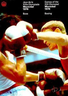 Montréal 1976 - Boxing