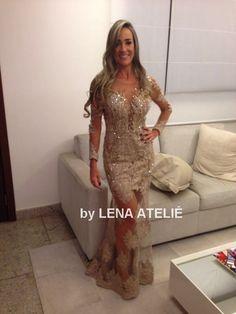 Flavia Dias! Exuberante… | Lena Ateliê – Blog / Vestidos de Festa / Uberlândia – MG