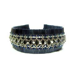 herringbone bracelet tutorial - Hľadať Googlom