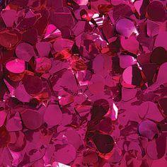 Hot Pink Floral Sheeting
