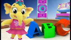 Kids Happy New Year ABC Song |Nursery Rhymes Collection & Kids Songs |Emmie the Elephant |Babytoonz #KidsShows #kidssongsForkids #cartoon #abcSongs #learnAbc #abcForkids