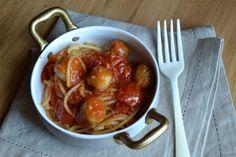 Gli spaghetti di Chiarina