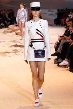 Moncler Gamme Rouge, S/S 2017