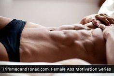 Female Abs Motivation: 25 Pics Of Women With Sculpted Abs [Part 1] - TrimmedAndToned