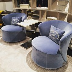 #Fendi Casa #home #living #armchair #velvet #MOAmericas15 #Miami #MO15 #interior #design #trend