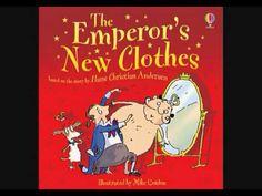 Keisarin uudet vaatteet -satu luettuna