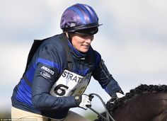 Zara's previousperformance on her her beloved gelding High Kingdom - with whom she won Olympic team silver at London 2012 - boosted her chances of competing for Team GB