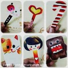 handmade bookmarks - Google Search