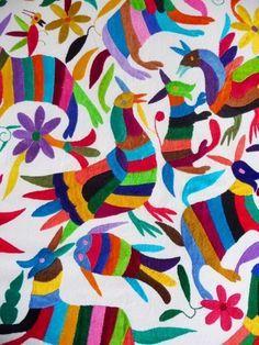otomi embroidery patterns - Iskanje Google