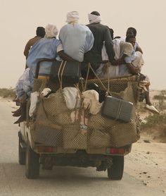 Africa Mauritania.