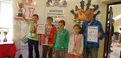 Szachowa drużyna Szkoły Podstawowej nr 5 w Skierniewicach najlepsza w Polsce