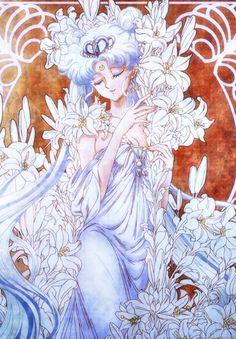 - World of Eternal Sailor Moon Cristal Sailor Moon, Arte Sailor Moon, Sailor Moom, Sailor Moon Fan Art, Sailor Moon Usagi, Sailor Pluto, Sailor Moon Crystal, Neo Queen Serenity, Princess Serenity