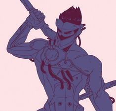 Overwatch Genji, Overwatch Fan Art, Overwatch Drawings, Shimada Brothers, Genji And Hanzo, Overwatch Video Game, Really Fun Games, Genji Shimada, Overwatch Wallpapers