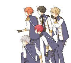 knights   Ensemble Stars
