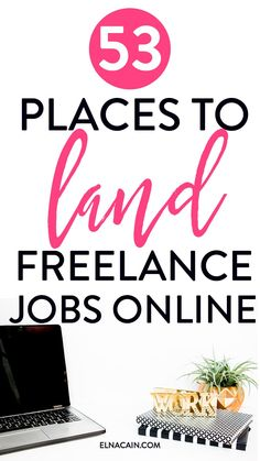 Interested in freelance writing tips? If you want a freelance writing job where do you look? How do you find some awesome new freelance clients and projects? There are 53 actual places that have freelance writing jobs. Just click and pitch! Make money online writing | freelance writing for beginners | how to start freelance writing | learn freelance writing