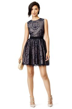 Rent Cast Your Net Dress by RED Valentino for $175 only at Rent the Runway.