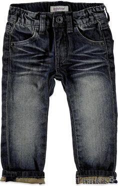 Babyface Jeans donkerblauw - Jongens Baby Jeans €29,95