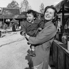 "Ingrid Bergman, ""The Inn of the Sixth Happiness"""