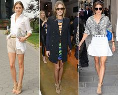 We can't wait to see the shoes Olivia Palermo designs for her upcoming Aquazzura collection! #InStyle